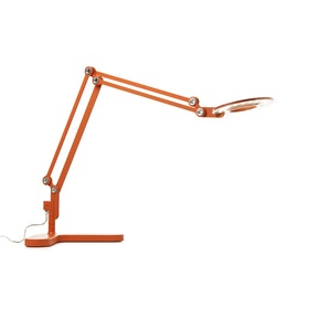 Orange Link LED Desk Lamp,Orange,hi-res